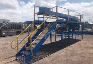 Conveyor and Platform
