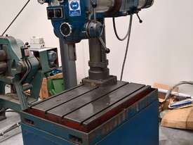 used radial drill - picture0' - Click to enlarge