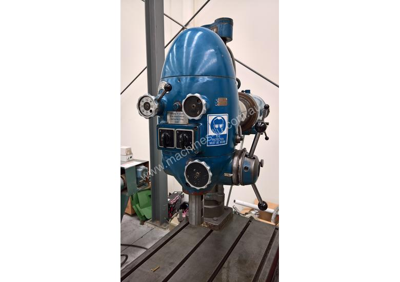 used radial drill