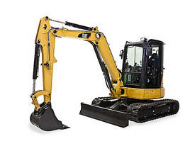 CATERPILLAR 305.5E2 CR MINI HYDRAULIC EXCAVATOR WITH SWING BOOM - picture0' - Click to enlarge