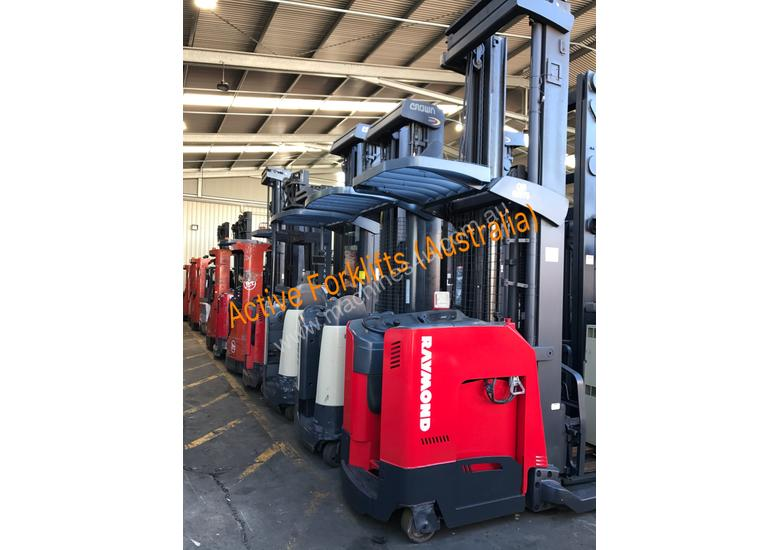 Toyota 2.5 Ton Compact Forklift 6000mm Lift Height