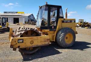 1995 Caterpillar CP563 Padfoot Compactor *CONDITIONS APPLY*