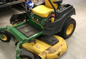 John Deere Z465 Zero Turn Lawn Equipment