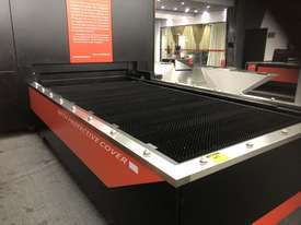 Bystronic DNE D-Fast 4020 3kW Fiber Laser Cutting Machine - Extended Tray 4m, IPG (YLS), Schneider - picture2' - Click to enlarge