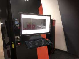 Bystronic DNE D-Fast 4020 3kW Fiber Laser Cutting Machine - Extended Tray 4m, IPG (YLS), Schneider - picture3' - Click to enlarge