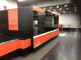Bystronic DNE D-Fast 4020 3kW Fiber Laser Cutting Machine - Extended Tray 4m, IPG (YLS), Schneider - picture5' - Click to enlarge