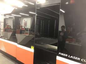 Bystronic DNE D-Fast 4020 3kW Fiber Laser Cutting Machine - Extended Tray 4m, IPG (YLS), Schneider - picture6' - Click to enlarge