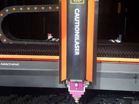 Bystronic DNE D-Fast 4020 3kW Fiber Laser Cutting Machine - Extended Tray 4m, IPG (YLS), Schneider - picture9' - Click to enlarge