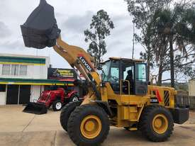 LOVOL 938H Wheel loader 4T Lift 154HP - picture0' - Click to enlarge