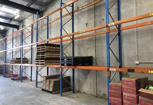 Dexion Used   pallet Racking