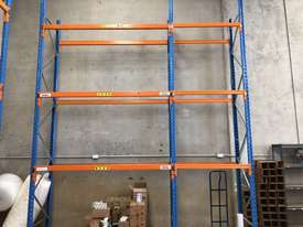 Used Dexion pallet Racking  - picture1' - Click to enlarge