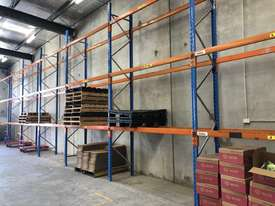 Used Dexion pallet Racking  - picture2' - Click to enlarge
