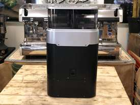 SAECO AULIKA SILVER FULLY AUTOMATIC COFFEE MACHINE - picture6' - Click to enlarge
