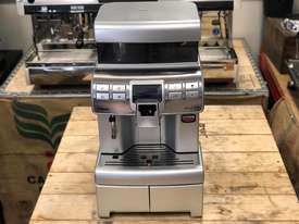 SAECO AULIKA SILVER FULLY AUTOMATIC COFFEE MACHINE - picture12' - Click to enlarge