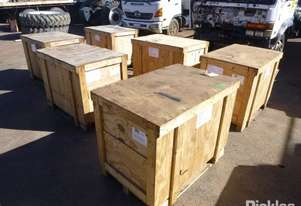 5 x Unused Weatherford Quick Connects - (Quick Connect, 7 Inch 29# VAM TOP HT LH, SS-502) - Serial #