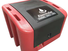Piusi Diesel Poly Fuel Tank - 100L - Baffled Tank - Australian Made - Italian Pump - picture0' - Click to enlarge