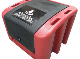 Piusi Diesel Poly Fuel Tank - 100L - Baffled Tank - Australian Made - Italian Pump - picture2' - Click to enlarge