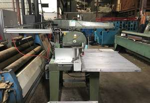 USED - Holytek - Cross Cut Radial Arm Saw