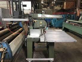 USED - Holytek - Cross Cut Radial Arm Saw - picture0' - Click to enlarge