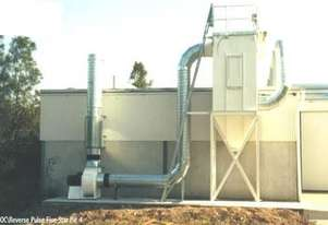 Dust Collector  Reverse Pulse Type