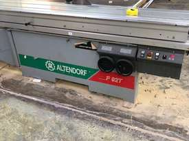 Altendorf F45 Panel Saw 3200mm table - picture1' - Click to enlarge