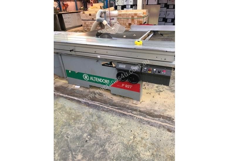 Altendorf F45 Panel Saw 3200mm table