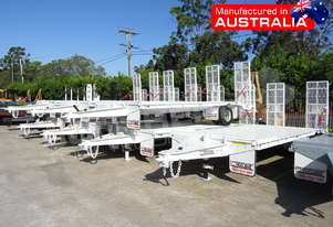 9 Ton Single Axle Tag Trailer 20+ units in stock ATTTAG