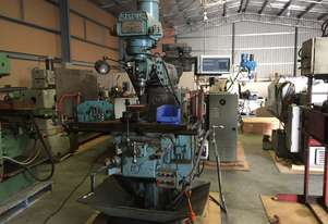Used Ostmac KR-V3000 Turret Milling Machine