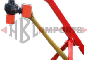 POST HOLE DIGGER 75HP PTO SQUARE FRAME