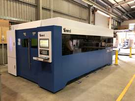 ** In stock **  Book a demo now. NEW Yawei 2kW HLE-1530 Fiber Laser with IPG, Beckhoff CNC & Drives - picture0' - Click to enlarge