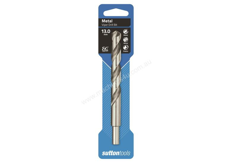 Sutton Tools 13mm� Drill Bit Viper Series