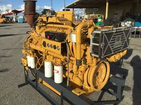 CATERPILLAR  3412 MARINE DIESEL ENGINE - picture1' - Click to enlarge