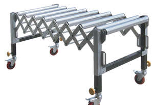 Roller Support Stand Conveyor Expandable 450-1300MM RFC50-9 by Oltre