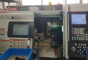 Mazak QT Nexus 100 CNC lathe machine