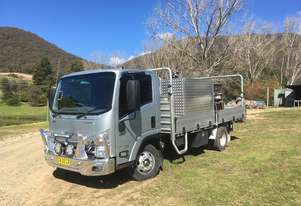 Isuzu Welding Maintenance Truck