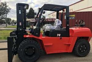 Brand new Hangcha R Series 7 Ton Dual Fuel Forklift For Sale