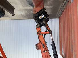 Kubota U55-4 Excavator - picture2' - Click to enlarge