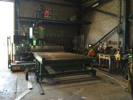 Plate Processing - Heavy & High Volume - Plasma, Oxy, Drilling, Milling - picture0' - Click to enlarge