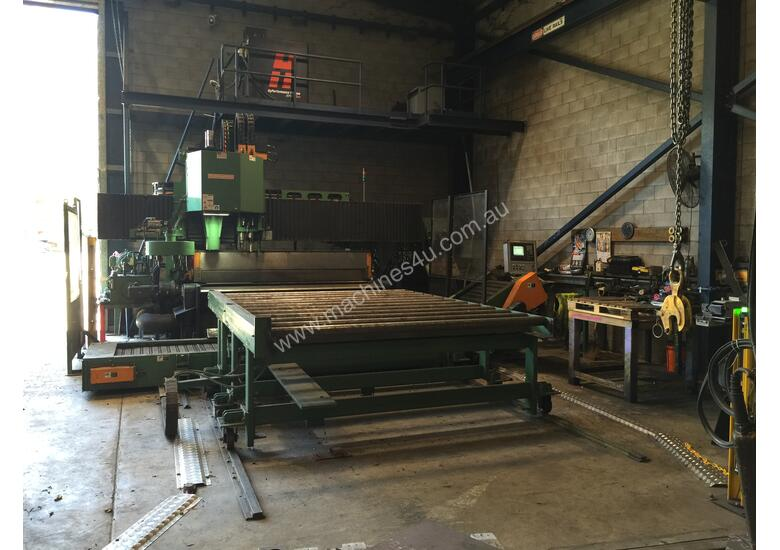 Plate Processing - Heavy & High Volume - Plasma, Oxy, Drilling, Milling