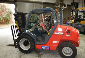 Manitou   MH25 Buggy Forklift