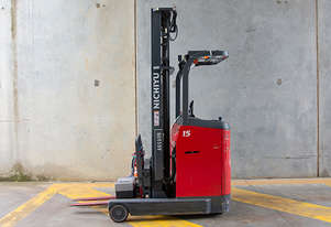1.5T Battery Electric Stand Up Reach Truck