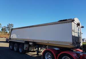 Scomar Semi Tipper Trailer