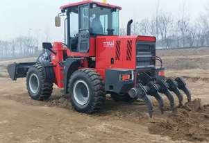 Titan TL30 Loader with Rippers