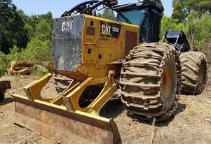 Caterpillar 2015 Cat 555D Grapple Skidder