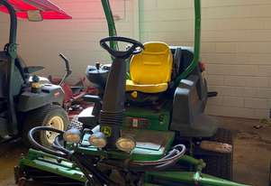 Heavy Duty Triplex Cylinder Mower