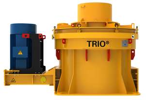 Trio® TV vertical impact crusher