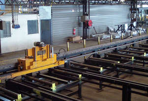 Ficep 1201 - CNC Beam Coping Line (2008)