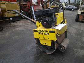 wacker RSS-800 hand guided roller  - picture2' - Click to enlarge