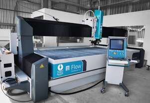 Mach 500 Waterjet Cutting Machine 3M X 2M for Heavy Cutting Applications
