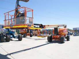 2011 JLG 800AJ Diesel Articulating Boom Lift - picture2' - Click to enlarge